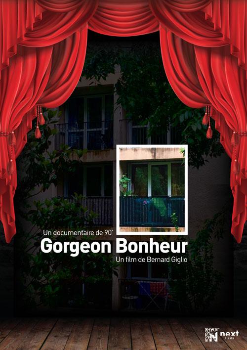 Gorgeon Bonheur Poster