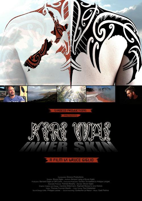 Kiri Wai – Inner Skin