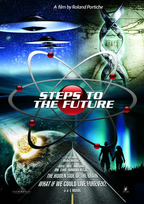 Steps to the future poster